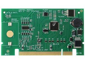 454002-D, Vita Spa ICS Processor Card 0454002-D, 30454002-D Vita Spa ICS Spa Pack, processor card, 454002D, 0454002D, Consumer Engineering Inc 0454002D, Maax Spas 30454002D, Vita Spa, pc card, PCB Board, DS 08 Control Card, D 2008, 454002 D, 30454002 D, 454005 V05D